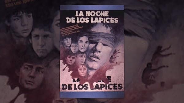 La Noche de los Lápices : Película Completa y libro en PDF