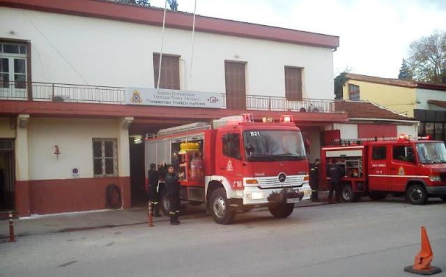 «Λαϊκή Συσπείρωση Ναυπλίου»: Έγκαιρη μεταφορά σε νέο κτήριο της Πυροσβεστικής Υπηρεσίας Ναυπλίου