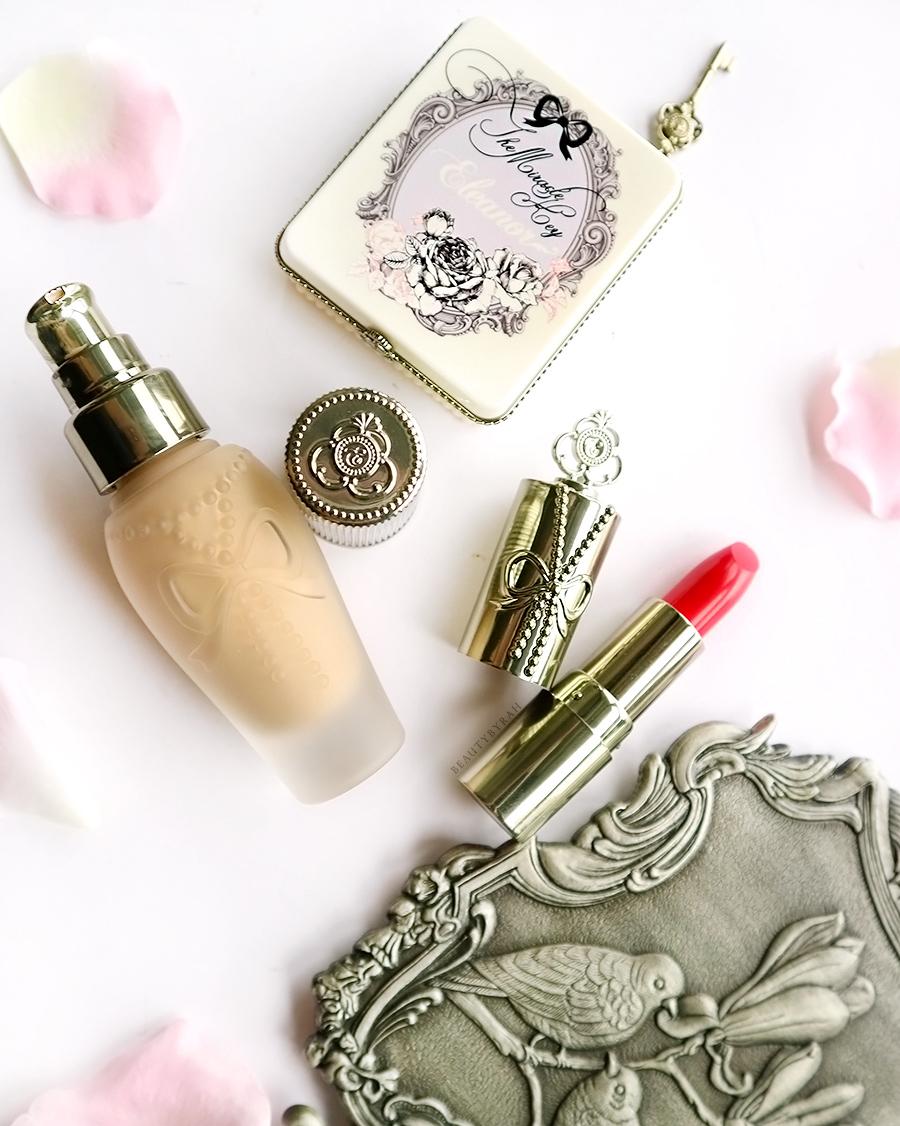 Eleanor Makeup Hydra Liquid Foundation Sasa Singapore Review