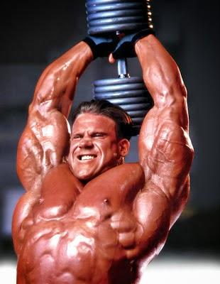 تمارين عضلات التراى جاى كتلر