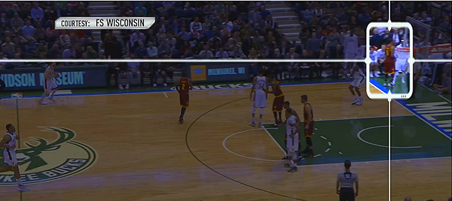 JR Smith - Shaqtin' A Fool Moment vs Bucks (VIDEO)