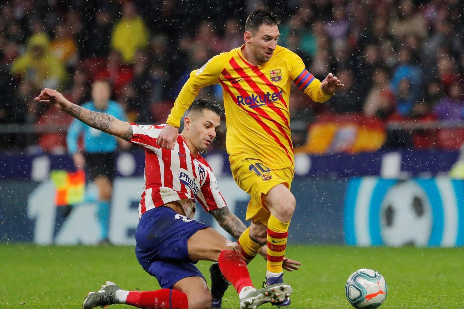 مشاهدة مباراة برشلونة واتلتيكو مدريد بث مباشر اليوم 9-1-2020 في كأس السوبر الاسباني