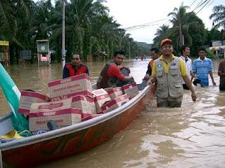 Upaya Meringankan Bahaya Tsunami