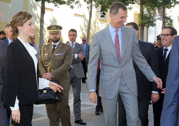 Queen Letizia And King Felipe Attended The Innovation And Design Awards 2015