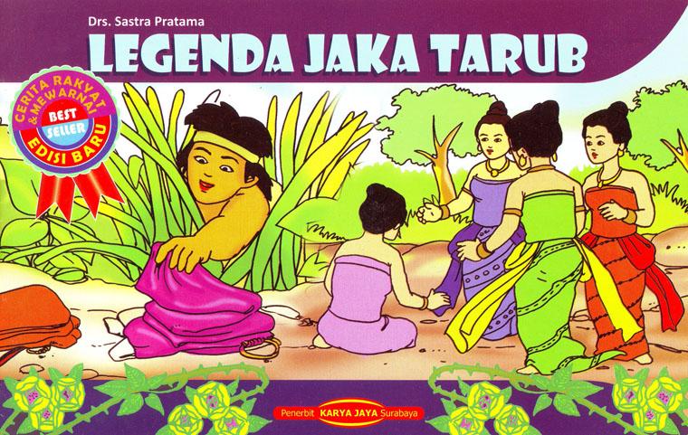 Jaka Tarub Cerita Rakyat Jateng