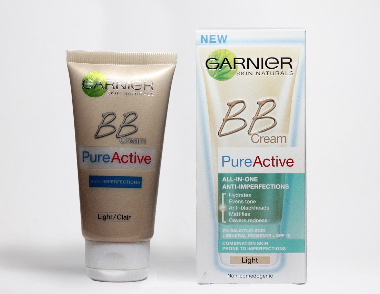 1 2 Combo For Oily Skin Pacific Bella Garnier Pure Active Acne Care Whitening Cream 20ml Sell This Bb Here In The Philippines Through A Physical Store So I Somewhat Lost Hope But Then Saw Scrub