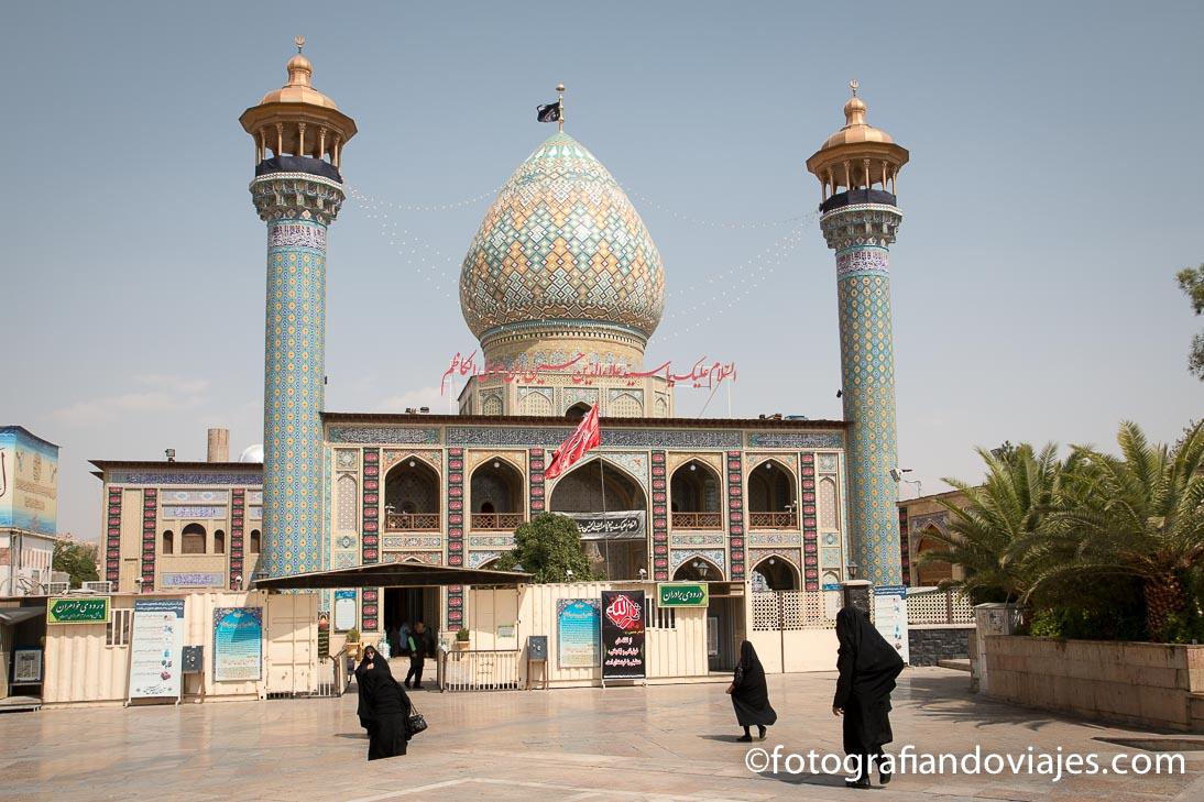 Mausoleo Seyed Aladdin Husseini de Shiraz