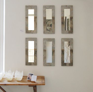 Modern House Luxury And Stylish Modern Wall Mirrors For