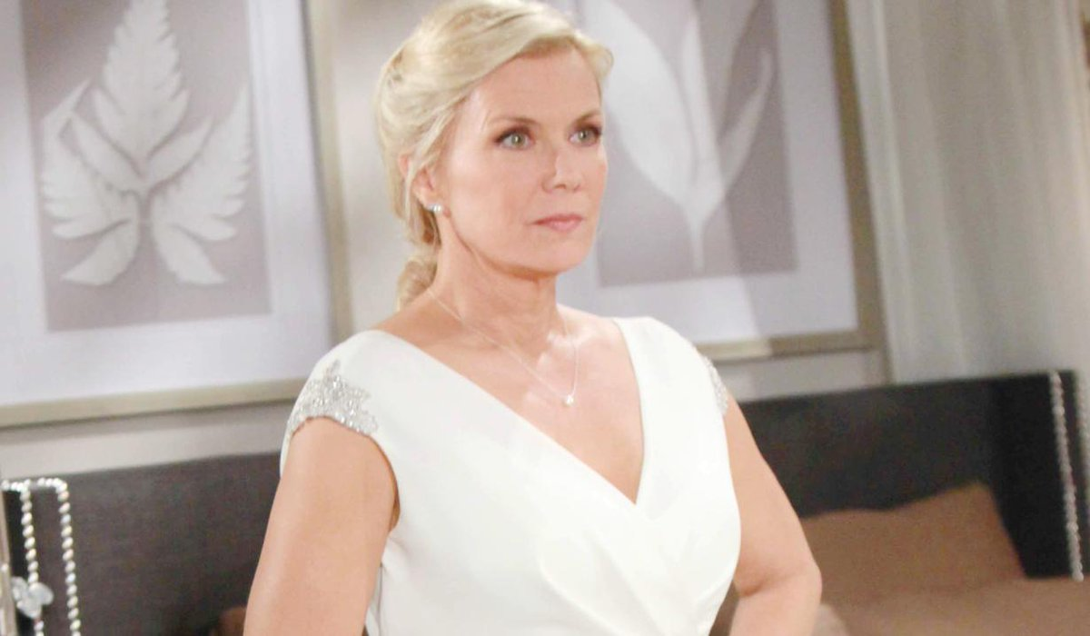 The Many Brooke Logan Wedding Gowns Which Was Your Favorite