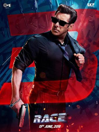 Race 3 (2018) 700MB Pdvd Hindi Full Movie Download Hd