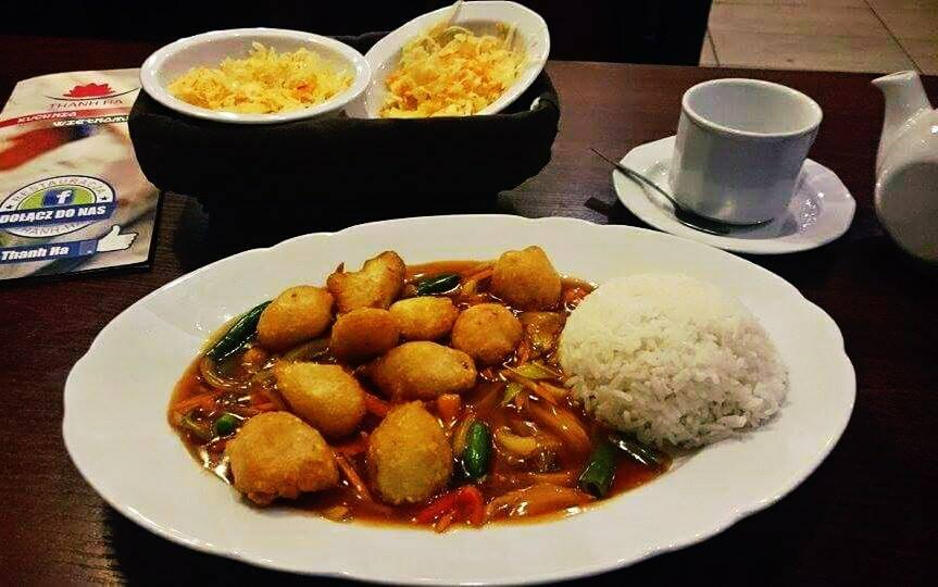 Thanh Ha Kuchnia Wietnamska