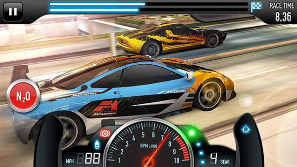 CSR Racing Apk Mod v3.2.0 + Data
