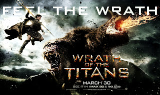 Wrath of The Titans Chimera Feel The Wrath HD Wallpaper