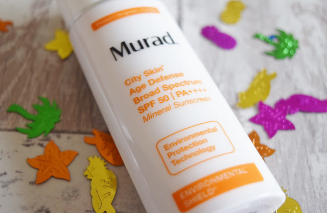 Murad City Skin Age Defence Broad Spectrum bottle
