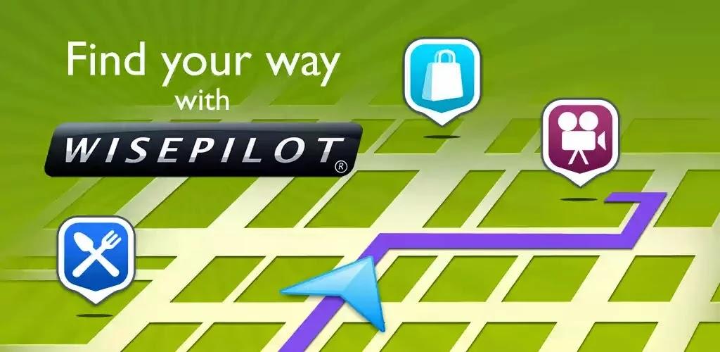 aplikasi peta mudik wisepilot