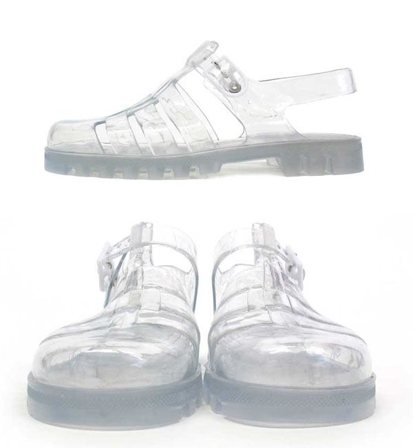 sale retailer bc98b 93ee9 Jelly Shoes Are Back - No, Really