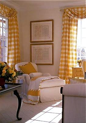 Interiors Etc Details Charming Checks