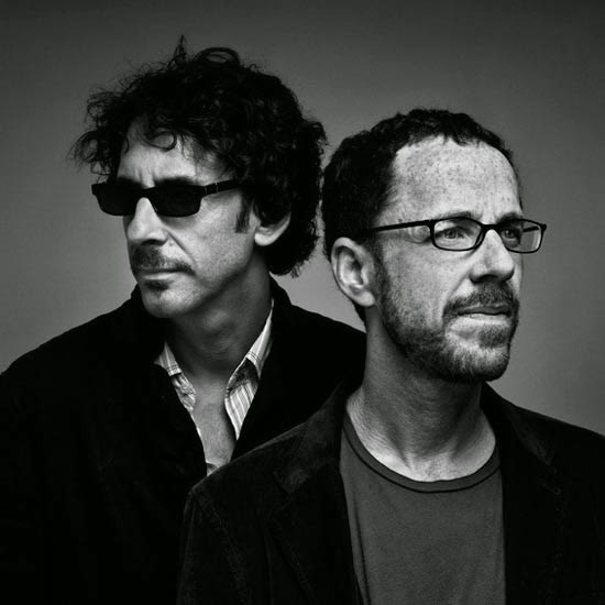 Joel and Ethan Coen, The Coen Brothers, 11th – 13th December 2014