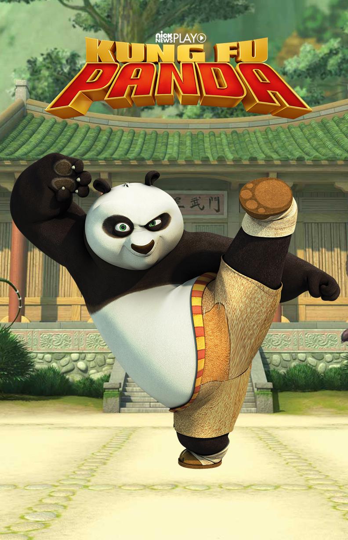 Kung Fu Panda – Lendas do Dragão Guerreiro Pôster (FOTO: Reprodução/Nick News)