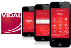 VIDAL Mobile  L'APPLICTION (la version payante de « Vidal Mobile » gratuitement)