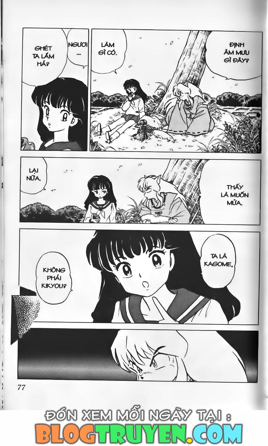 Inuyasha vol 01.3 trang 18