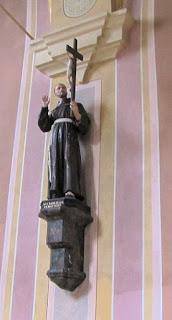 Św. Franciszek Seraficki.