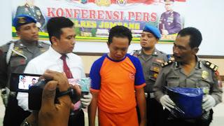 Cabuli Dua Muridnya, Guru SD Di Jombang Diringkus Polisi