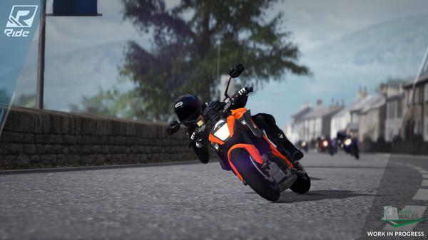 RIDE Digital Deluxe Edition PC Full Version Screenshot 2