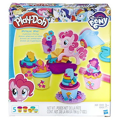 Play-Doh My Little Pony Pinkie Pie Cupcake Party $8.10 *Today Only*
