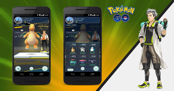 Update Pokémon GO Mendatang: Training di Gym Akan Lebih Seimbang
