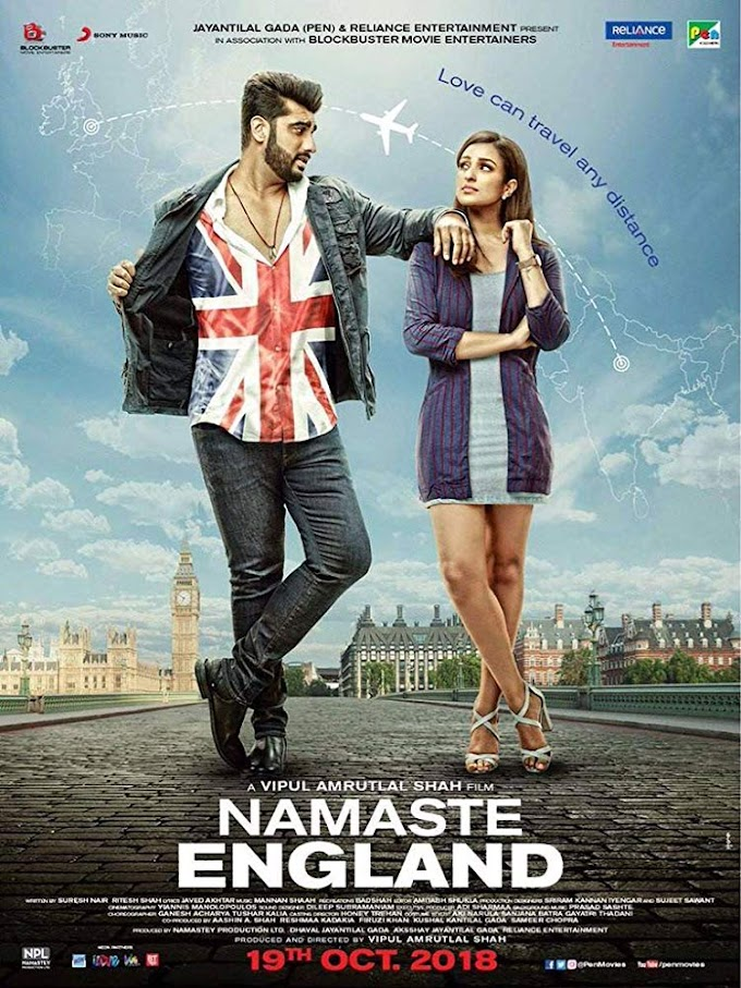 Review Filem Namaste England