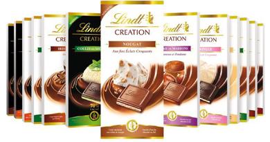 03b47084bc9c5 Outro ícone da marca são as barras de chocolates com alto teor de cacau  EXCELLENCE (introduzidas em 1989). Hoje em dia a linha