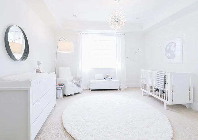 19 Dekorasi Kamar Bayi Baru Lahir