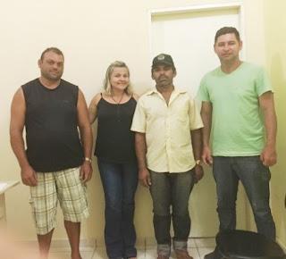 Prefeitura de Nova Palmeira incentiva criação de Associação de Catadores de materiais recicláveis