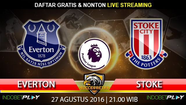 Prediksi Everton vs Stoke 27 Agustus 2016 (Liga Inggris)