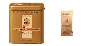 kurukahveci mehmet efendi tek fincanlık türk kahvesi - KahveKafeNet