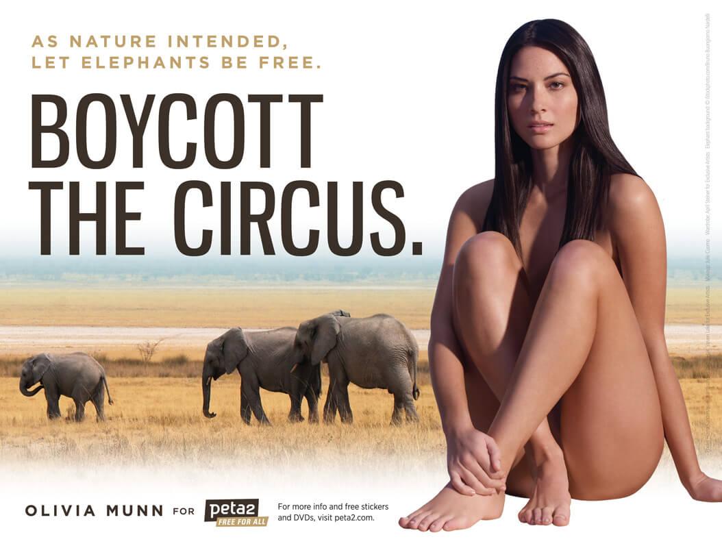 Empat Kampanye Tanpa Busana Paling Kontroversi di Dunia