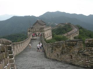 Pechino muraglia cinese