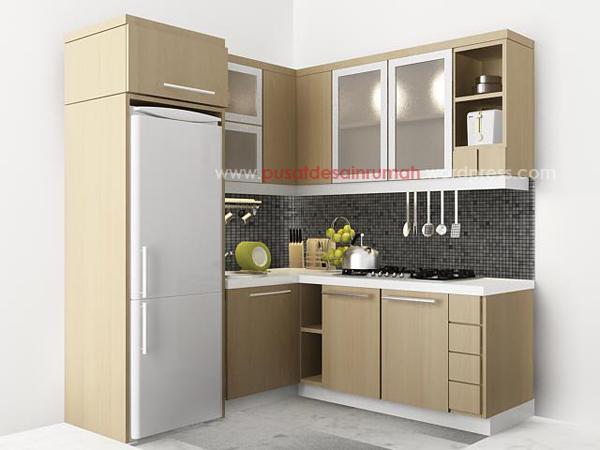 Desain Dapur Rumah 4 Desain Dapur Minimalis  Modern