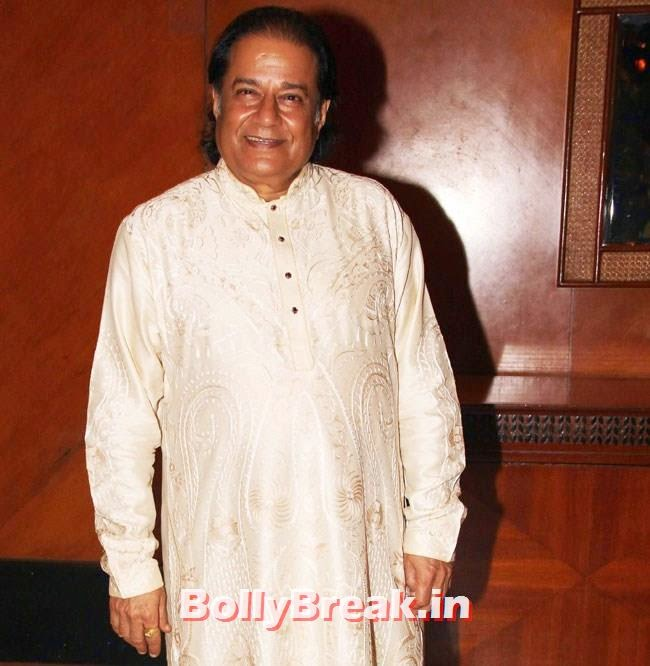 Anup Jalota, Celebs at Celebrations of Shatrughan Sinha Lok Sabha Election success