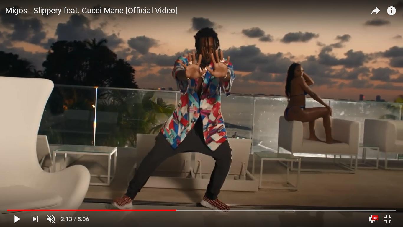 A2 Media Blog: Mise en Scene Analysis: Migos - Slippery ft Gucci Mane