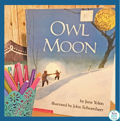 winter mentor text