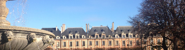 PLACE DES VOSGES: culture, monument, gastronomy, shopping !!!!