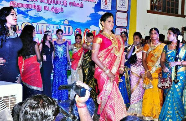 2016 Miss Koovagam Beauty Contest