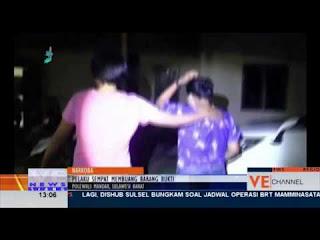 Dua orang pemakai Narkoba ditangkap anggota Polres Polman