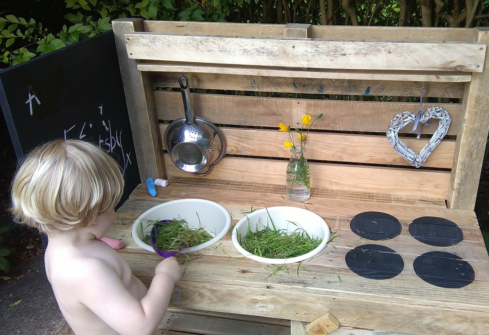 REVIEW: Purepallets Mud Kitchen | The Test Pit