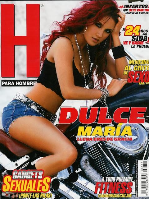 Dulce Maria Revista H Septiembre 2005 [FOTOS]-solorevistah.com