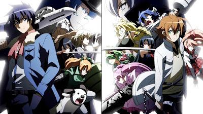 Download Akame ga Kill! BD Vol 4-6 [Subtitle Indonesia]