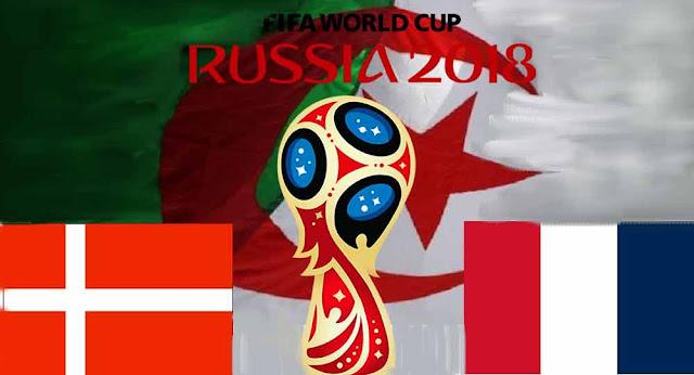 إتهامات لفرنسا والدنمارك بتكرار مؤامرة خيخون ضد الجزائر في مونديال روسيا 2018
