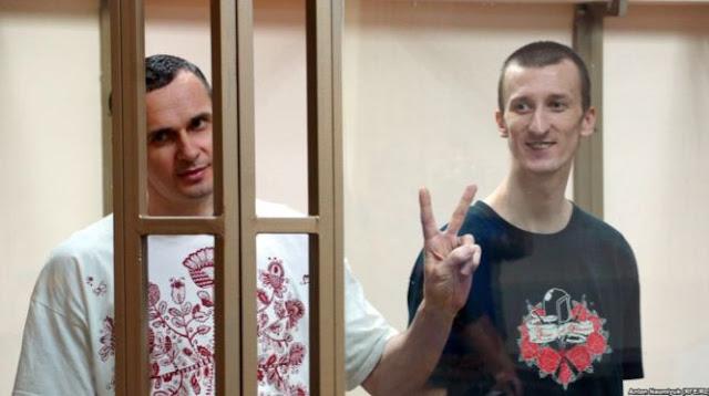 Омбудсмен Німеччини закликала Росію негайно звільнити Сенцова і Кольченка